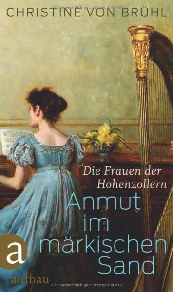 Christine von Brühl - Cover Anmut im märkischen Land