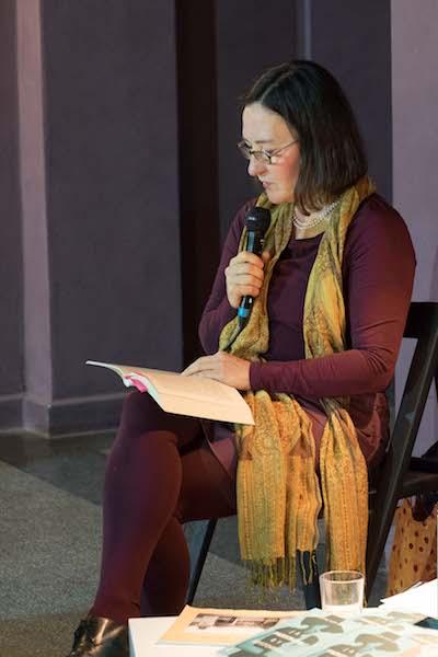 Christine von Brühl - Lesung