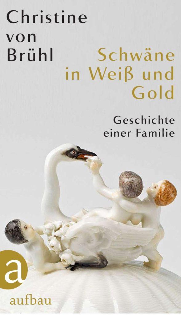 Schwäne in Weiß und Gold Brühlsches Schwanenservice Sachsen